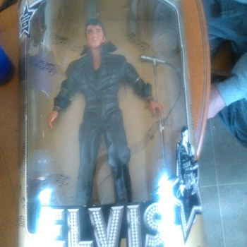"Elvis Presley Hasbro ""Teen Idol""  & ""68' Special"" still in the box!"