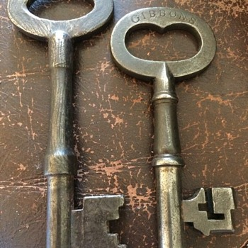 Holloway prison keys