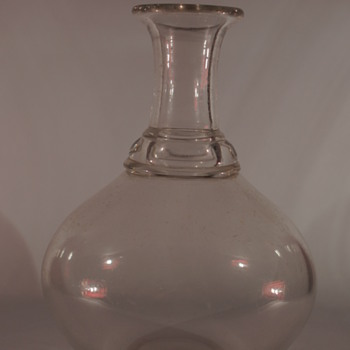Early Victorian Carafe