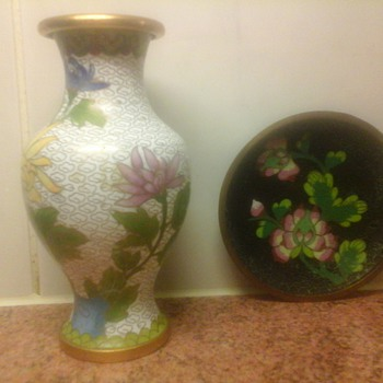 cloisonne - Asian