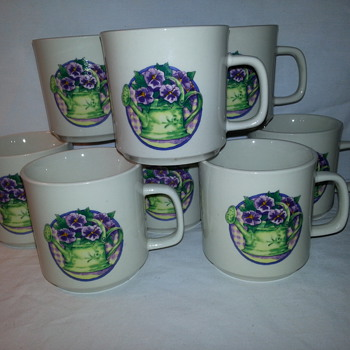 Gibson Coffee Cups