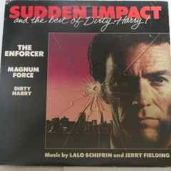 Sudden Impact And The Best Of Dirty Harry (DR. DRE SAMPLES) - Records