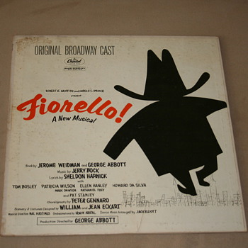 Obscure Musicals on Vinyl