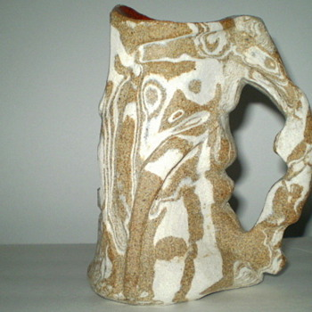 HAND BUILT POTTERY - Art Pottery