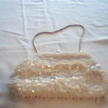 ADR Beaded Hand Bage. - Bags