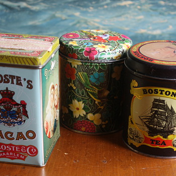 Tin Collection - Advertising