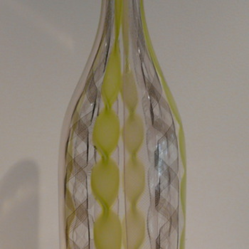 BEN EDOLS ZANFIRICO BOTTLE 2009 - Art Glass