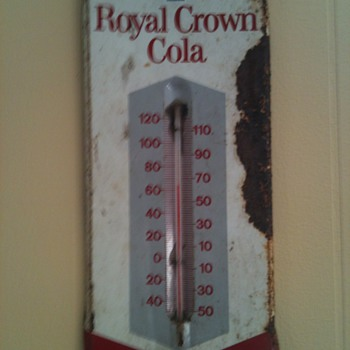 thermometer - Advertising