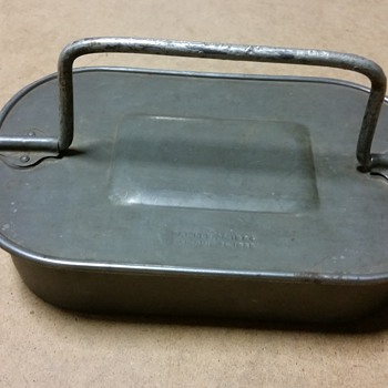 1884-1888 military tin or mess kit? - Military and Wartime
