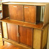 General Electric Stereo Television console