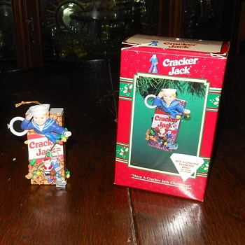 Enesco Craker Jack Tree Ornament 1996 - Christmas