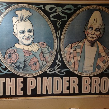 Pinder Bros. Poster - Posters and Prints