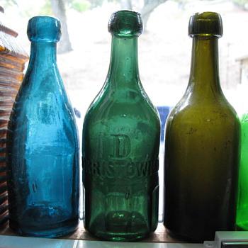 Pontil Bottles! - Bottles
