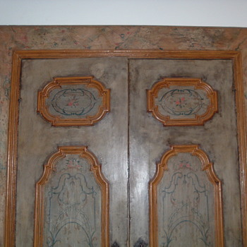 400 year old door from Florence