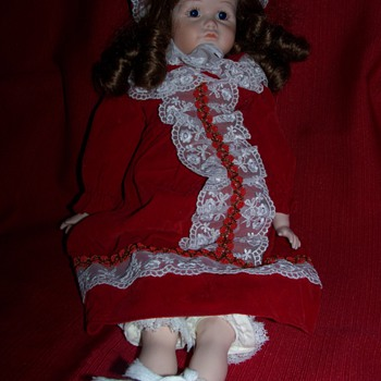 Porcelian Doll - Dolls