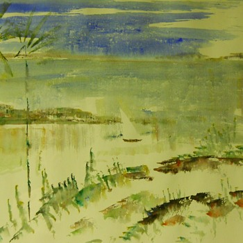 "2 of 2, Watercolours, Bermuda Seascape""Alfred Birdsey"" Bermudan/British (1912 - 1996)Circa 1960-70 - Visual Art"