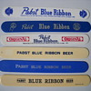 Pabst Blue Ribbon Foam Scrapers