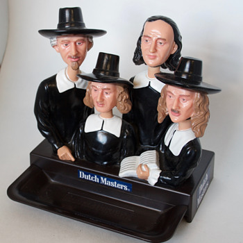 Dutch Masters Cigars Bobblehead..... - Tobacciana