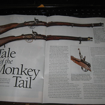 Tale of the Monkey tail - Paper