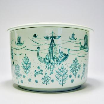 POUL HOYRUP JORGENSEN 1909-1971  - Art Pottery