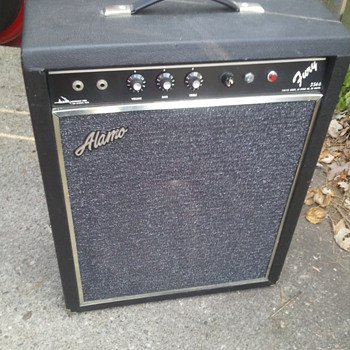 "Alamo 2566 ""Fury"" amplifier - Guitars"