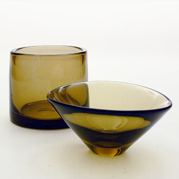 DISKO, Per Ltken (Holmegaard, 1957) - Art Glass