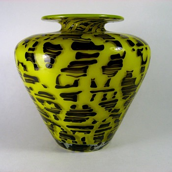 "Loetz Art Deco ""New Diaspora"" Vase"