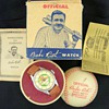 1948 Babe Ruth Baseball Watch in Original Box w/ Guarantee & Sports Pledge