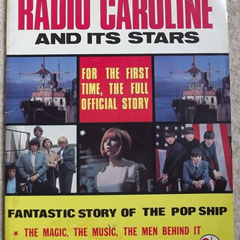 1965-pirate radio ships around the uk-radio Caroline. - Paper