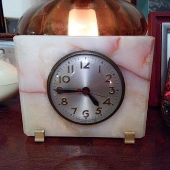 Sessions Desk Clock
