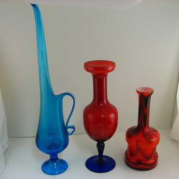 Some random glass - Art Glass