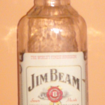 1959 18 in. Jim Beam Bottle