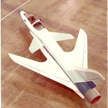 Identifying NASA FSW aircraft - Photographs