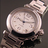 Gentleman's Cartier Wristwatch Canteen Crown