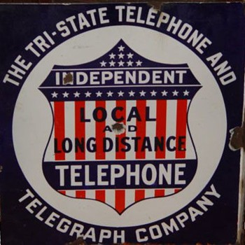 Independent Tri-State Telephone and Telegraph Company - Telephones
