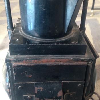 Railroad lantern? - Railroadiana