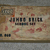 Lego Jumbo Brick School Set No. 060
