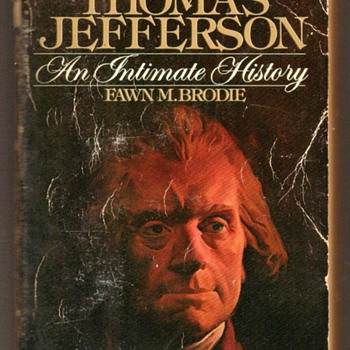 1975 - Thomas Jefferson - An Intimate History - Books