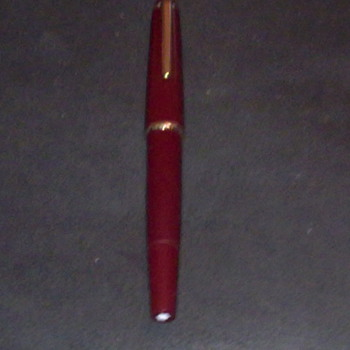 MONT BLANC 32 FOUNTAIN PEN