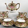 Antique Noritake Nippon Tea Set