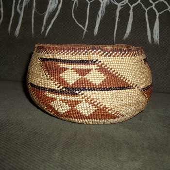 My newest Hupa Basket