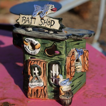 Heather Goldminc Bait Shop