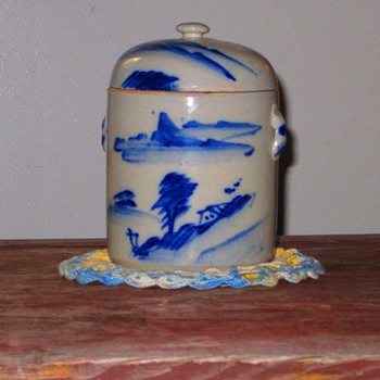 Ginger Jar
