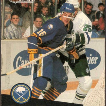 1991 - Hockey Cards (Buffalo Sabres)