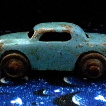 Toy Car from 1920's? - Model Cars