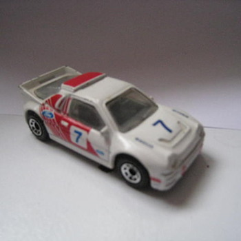 "3"" die cast rally cars. - Model Cars"