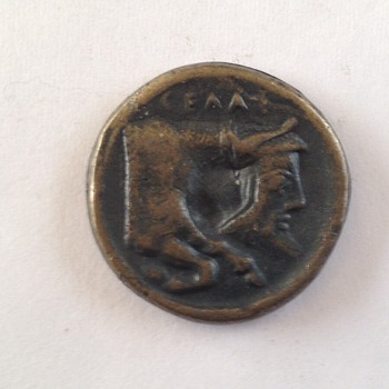 Unknown markings on this token/coin