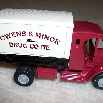 Owens Diecast Truck