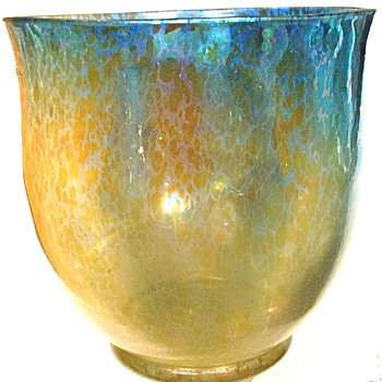 Loetz Bowl  - Art Glass