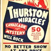 "Original 1938 Thurston ""Miracles"" Poster"